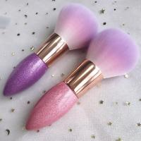 Buy cheap Single Loose Powder Cosmetics Blush Brush Multi Function Pencil Portable Beauty from wholesalers