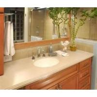 China OEM non-porous Yellow-resistance Pure Acrylic high density Solid Surface Countertops on sale