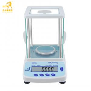 Quality BDS-DJ 0.001g Precision jewelry gold balance 120g/220g/320g analytical balance for sale