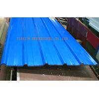 Quality Color Coated Prepainted Galvanized Corrugated Steel Sheet / Plate SGCC, DX54D+Z, SGH340 for sale