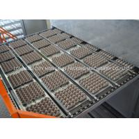 China Egg Tray Production Line/ Paper Pulp Molding Machine 6000pcs/h on sale