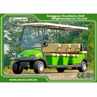 Quality 11 Passenger Electric Sightseeing Bus For Musement Park , Garden , Resort for sale