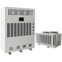 China 20kg/H Refrigeration Industrial Dehumidifier With Air Conditioning for sale