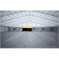 China Solid Corrugated Sheet Walls Outdoor Warehouse Tents Marquee ISO CE Certification on sale