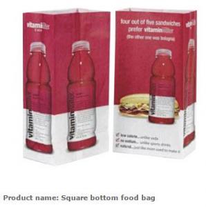 Grocery Bag, Tea bags,  Square food paper bag,  Snack bags,  Pie packing bag,  Kraft paper food bag,  Kraft packing bags