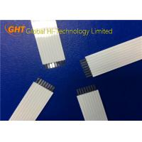 China OEM / ODM 8 Pin Flat Ribbon Cable With Supporting Tape For Fax Machine / Copier on sale