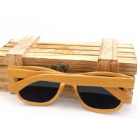 Quality Handmade Wooden Glasses Packaging Boxes , Gift Packaging Pine Wooden Storage Box for sale