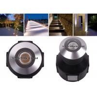 Best 1W 3W Aluminum LED Garden Lighting IP67 Warm White 24V Recessed wholesale
