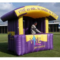 China Outdoor Inflatable Tradeshow Booth on sale