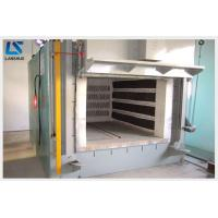 Quality 45kw Box Resistance Furnace For Metal And Steel Parts Heat Treatment for sale