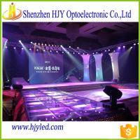 Buy cheap Full color indoor led rgb panel led video wall price p3 from wholesalers