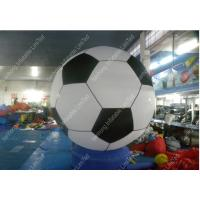 Quality Air Earth Inflatable Advertising Balloons With Hydrogen / Nitrous Oxide / Oxygen for sale