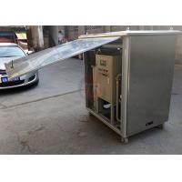 Buy cheap Enclosed Outdoor Use Stainless Steel Cover Transformer Oil Filtration Plant from wholesalers