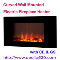 China Electricity-type Fireplace log flame on sale