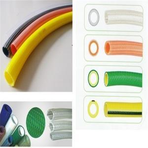Quality Fiber reinforced high pressure pvc fiber reinforced hose for discharge water for sale