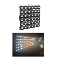 Buy cheap 36 Pieces * 3 Watts Matrix Beam LED Par Can Lights For Club / Stage Effect from wholesalers