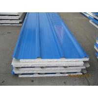China Insulation EPS Roof Sandwich Panel 40mm Thickness For Container House on sale