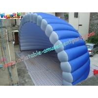 China Commercial Outdoor Inflatable Party Tent , Inflatable Air Wall For Exhibition on sale