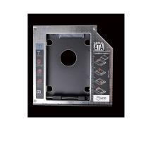 """Laptop High Quality 9.5mm Second HDD Caddy SATA 2.5"""" 2nd Hard Drive Disk HDD/SSD"""