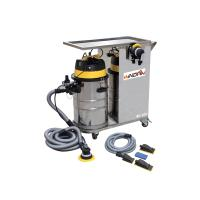 China 1100W Furniture Room Sander Dust Collection, Low Noise Industrial Dust Extraction System on sale