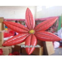2m Decorative Inflatable Flower for Stage and Concert Decoration