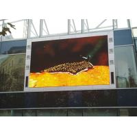 Best RGB Full Color SMD P10 LED Frame Screen Display Waterproof for Outdoor Advertising wholesale