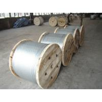 Quality Zinc Coated Steel Wire Strand 1×7 for sale