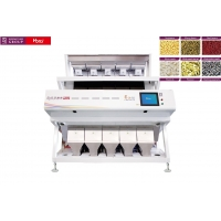 China Sunflower Seed Processing Machinery CCD Color Sorter With Power 3.0KW Voltage AC220V/60HZ for sale