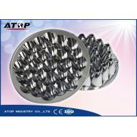 Flashlight Reflector Silver Metal Coating Machine Automatic With Vacuum System