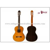 China ACM30 39 Solid spruce or Cedar Top Concert Classical Guitar , Stringed Musical Instruments on sale