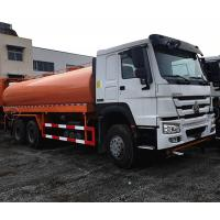 Quality Euro 2 Sinotruk Howo 20000L Water Tanker Truck for sale