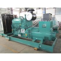 Quality Green Color  Cummins Diesel Generator KTA19-G4  400KW / 500 Kva Genset for sale