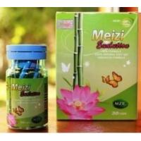 China Women Slim Fast Diet Pills Authentic Meizi Evolution Botanical Slimming Soft Gel Capsules on sale