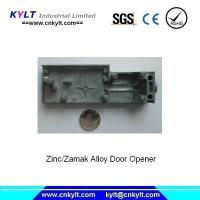 zinc metal gate closer part