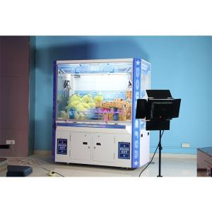 Quality Club Party Coin Operated Toy Claw Crane Game Machine for sale