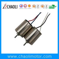 Quality 10x13mm Small DC Coreless Motor CL-1013 For Dental Tool And Electric RC Plane Toy for sale