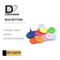 Quality Customizable Colorful Bulk Buttons For Baby Clothing Eco - Friendly for sale
