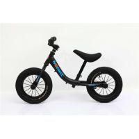 "Quality 12"" High Carbon Steel Children Balance Bike Baby Push Bike No Pedals With Off-road Tires for sale"