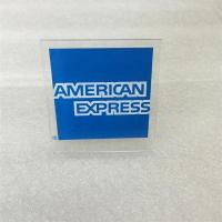 China acrylic sign holders wall mount, acrylic sign holder for bank on sale