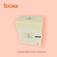 Quality Soft 155mm Hypoallergenic Sanitary Pads for sale