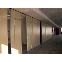 Quality Sliding Folding Office Sound Proof Wall Partition Commercial Interior Door Aluminium Trolley for sale