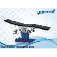 Quality Medical Furniture Surgical Tables , Hydraulic OT Surgical Operating Table for sale