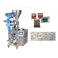 Quality Small Snacks Packing Machine With Metal / Plastic Material 300Kg Weight for sale