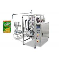Quality Automatic Liquid Packaging Machine , Automatic Beverage Drink Packing Machine for sale