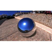 Quality Full Color Big Inflatable Mirror Ball Advertising Balloons Ornaments Durable for sale