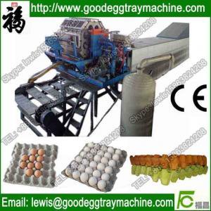 China Automatic Egg Tray Machine Pulp Molding Machinery on sale