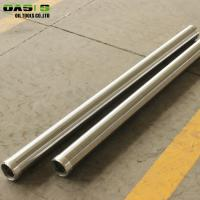Quality Low Carbon Galvanized LCG Water Well Screen Pipe For Deep Well Drilling for sale