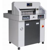 China Hydraulic Paper Cutteralbum Binding Machine , Photo Book Binding Equipment 560mm on sale