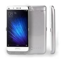 China 4200Mah Backup Battery Pack Phone Case , Rechargeable Phone Case For Xiaomi Phone on sale