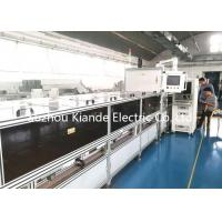 Quality Busbar Inspection Macine , Busduct Production Line Phase / Wire 3P3W 3P4W 3P5W for sale